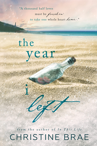 The Year I Left – Christine Brae – A Review
